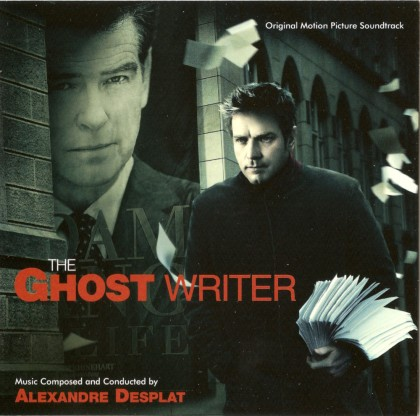 Cover du CD de la BO du film