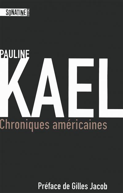 Pauline Kael dans Cinéma
