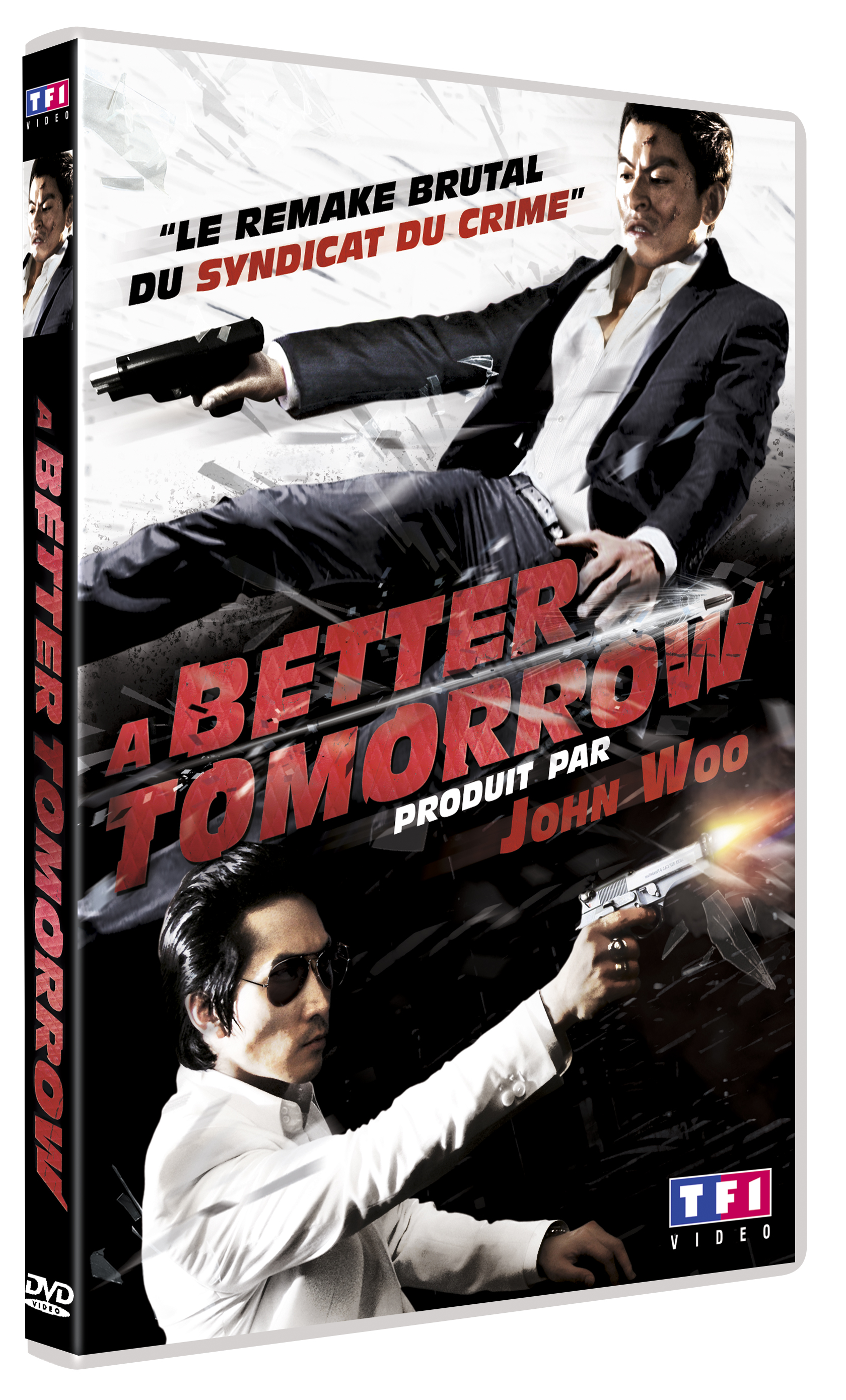 BETTER TOMORROW DVD 3D