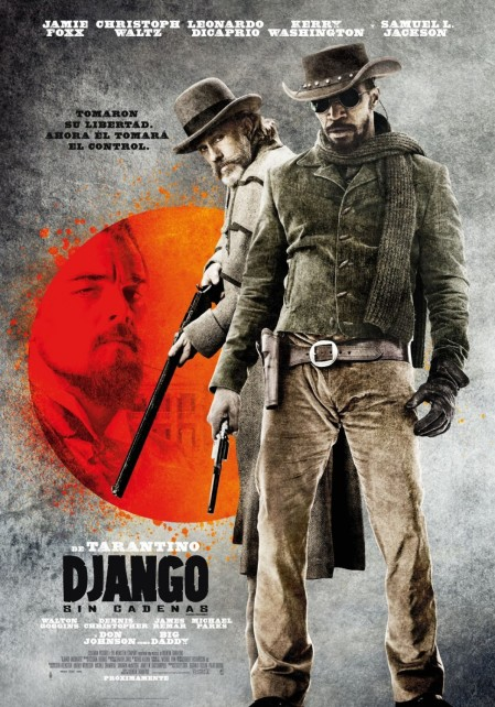 affiche-Django-Unchained