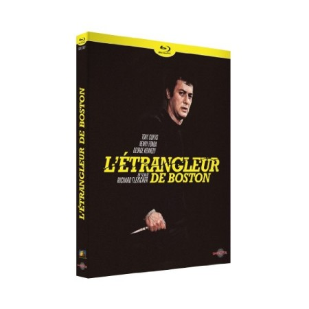 Blu-ray Etrangleur Boston