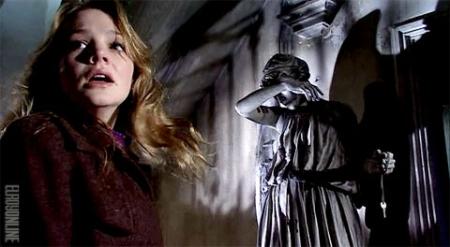 Ne jamais tourner la tête devant un ange pleureur...(saison 3 épisode 10 : Blink)