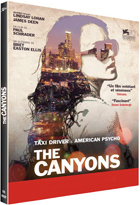 The Canyons affiche