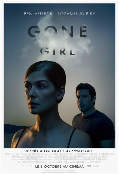 Gone Girl aff