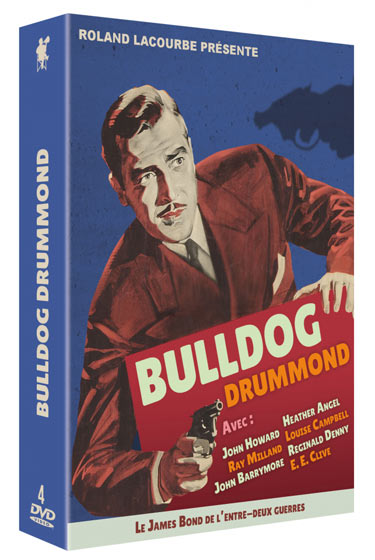 bulldog-drummond coffret