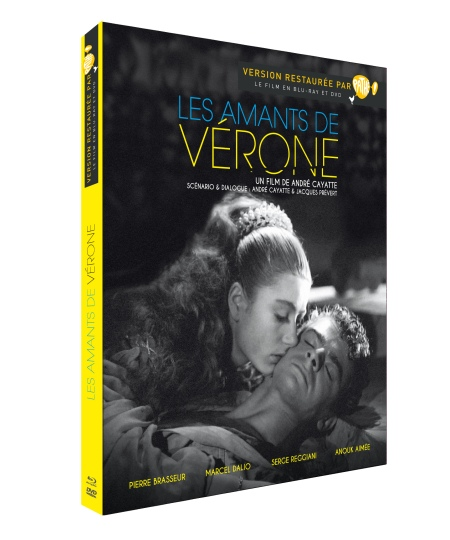 Les amants de Verone