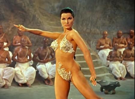 1959 Debra Paget Tombeau indien (Lang)