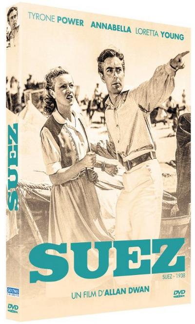 Suez affiche