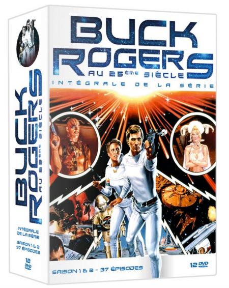 Buck Rogers jaquette