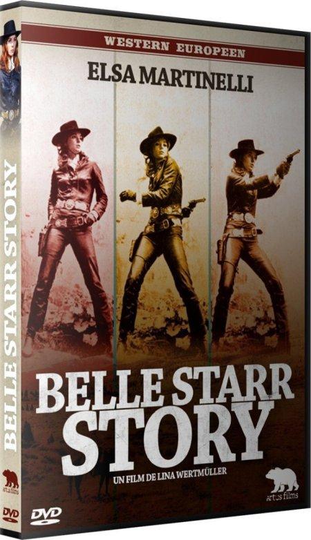 Belle Starr jaquette