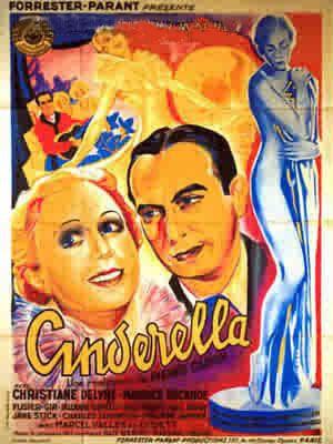Cinderella affiche