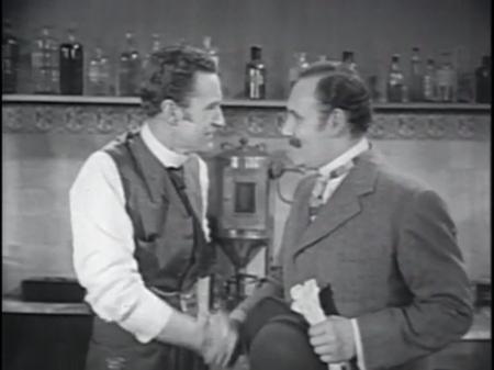 Sherlock Holmes et Watson