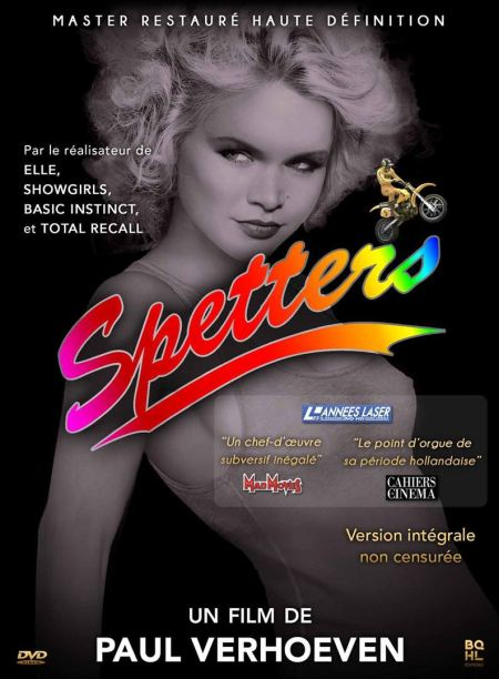spetters-affiche