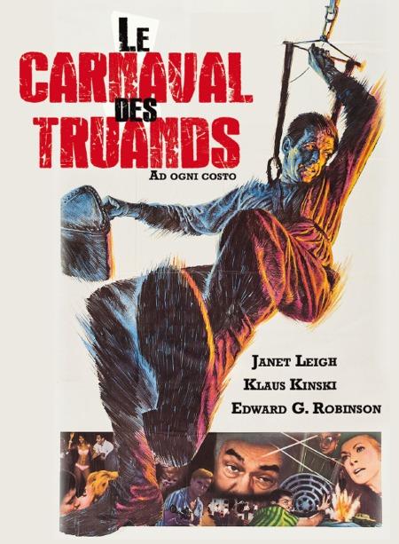 Carnaval des truands jaquette