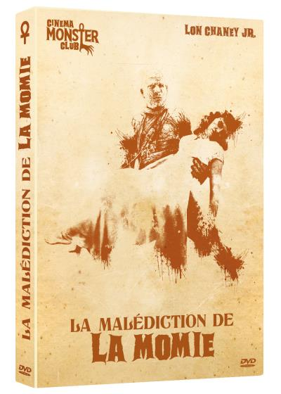 La malediction jaquette