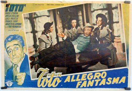 Le joyeux fantome Toto Trio