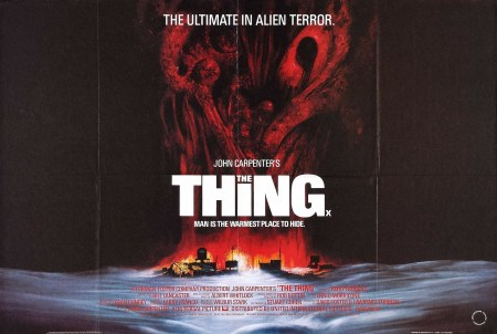 The Thing_poster