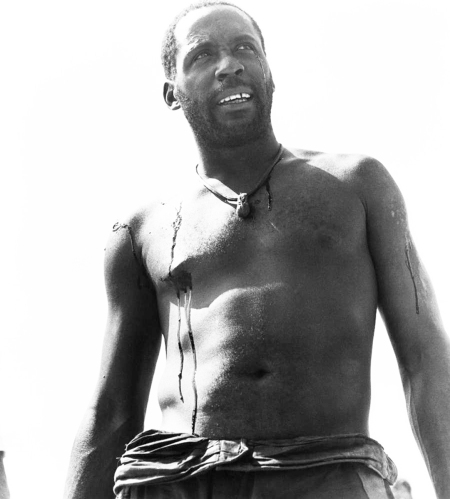 CHARLEY ONE-EYE, Richard Roundtree, 1973