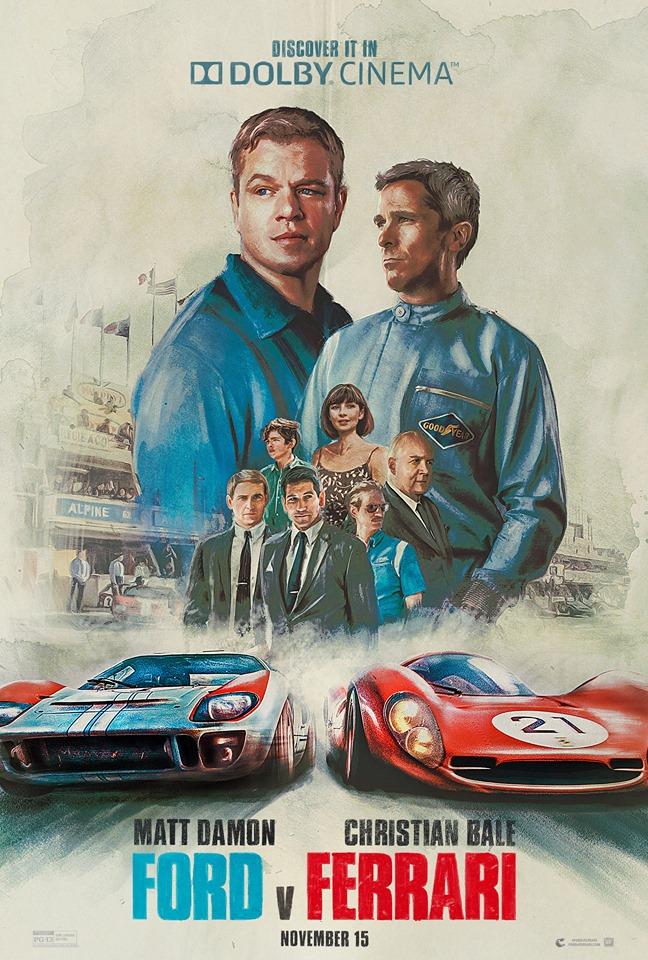 Le Mans 66 Kinostart